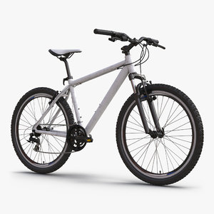 mountain bike generic 2 3d max