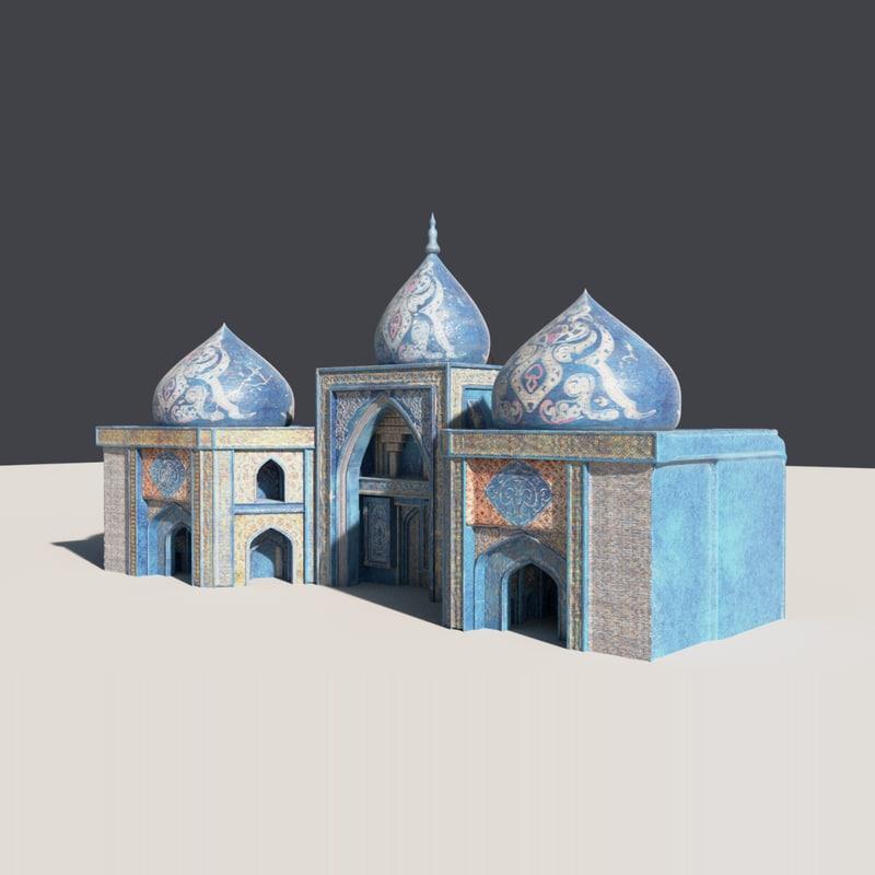 palace gate tabriz max