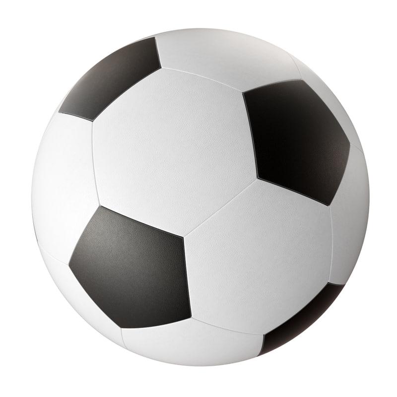 3d model ball