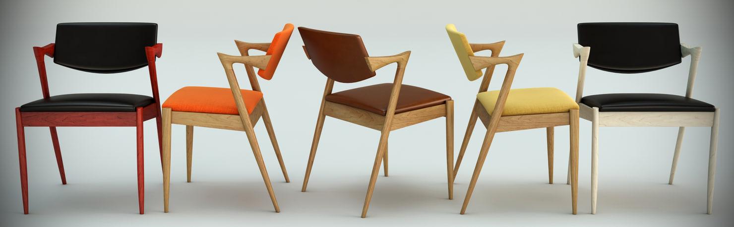 max kai 42 chair materials