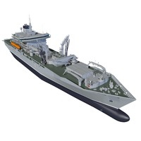 3d replenishment vessel