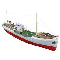1950 s cargo ship dxf