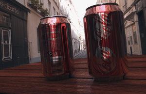 3d model coke coca cola