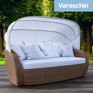 varaschin bolero igloo sofa 3d model