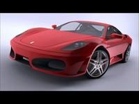 z3x1 car 3d model