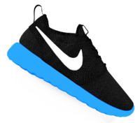 3d nike roshe shoes model