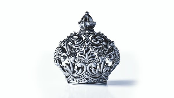 crown 3d max