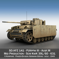 3ds iii - ausf m