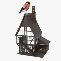 Fahverk_Bird_House