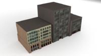 3d model buildings games