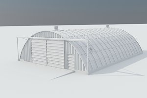 3d hangar