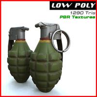grenade ready games 3d max