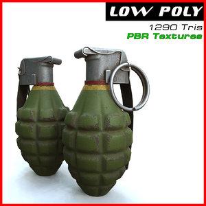 max grenade ready games