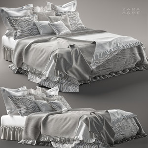 zara home bedclothes bed max