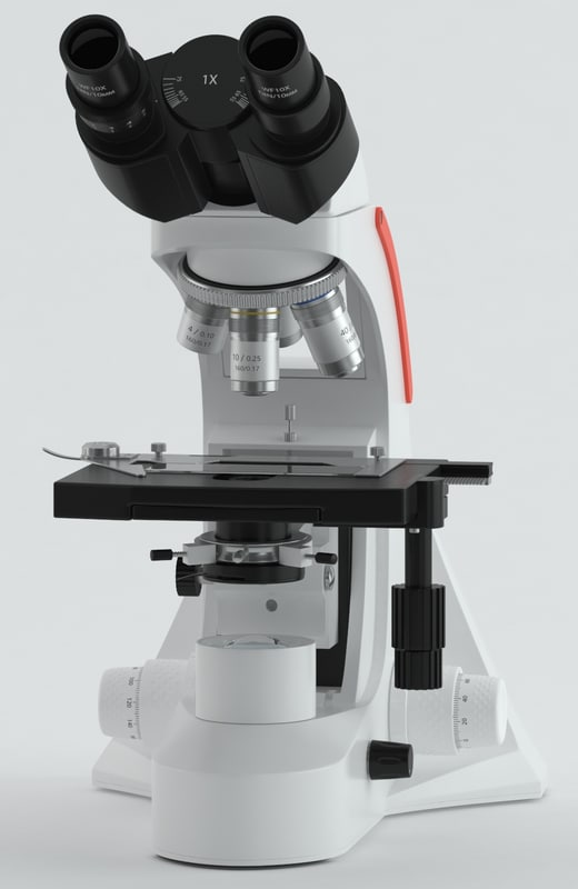 microscope micro 3d 3ds
