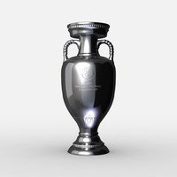 Euro League Cup Trophy