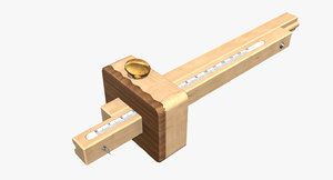 marking gauge 3d 3ds