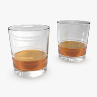 Whiskey Glass 04