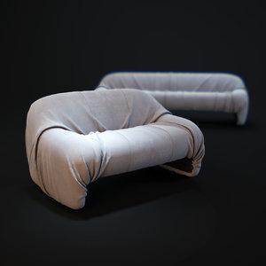 bonanza-cotton-sofa 3d max
