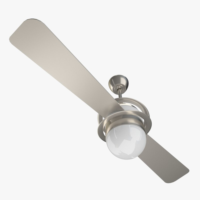 ceiling fan 3ds