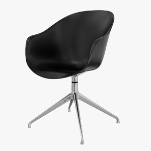 3d model adelaide chairs arms boconcept