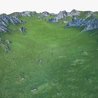 terrain 3d max