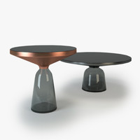 table classicon bell 3d model