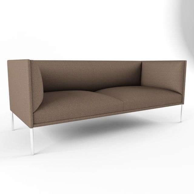 sofa city 3d model