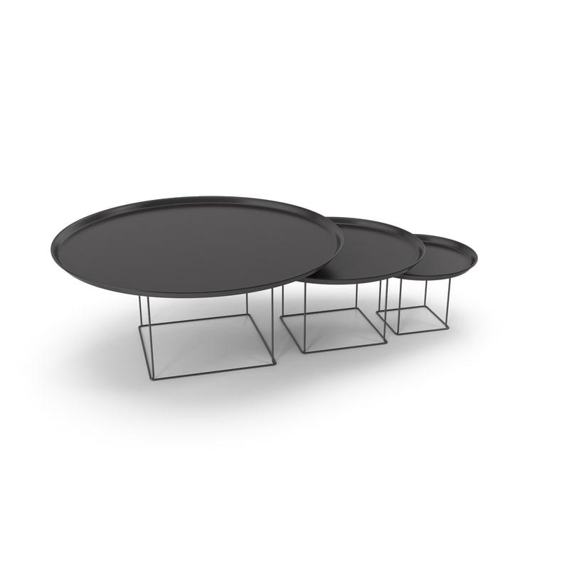 table b italia 3d model