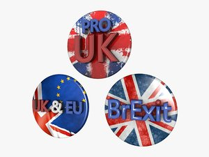 badges uk eu c4d
