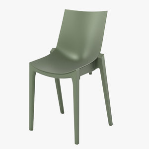magis zartan basic chair 3d model