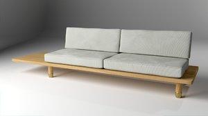 x plank sofa