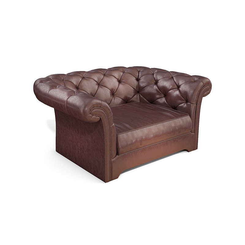 3d giusti portos armchair churchill model