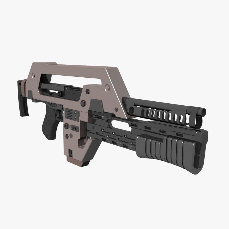 gun gaming 3d max