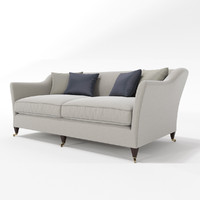 RoseUniacke Drawing room sofa