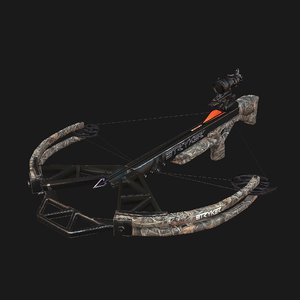 max crossbow stryker