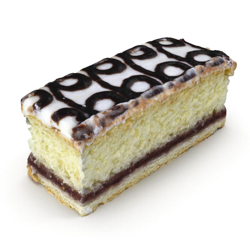 bakewell slice obj