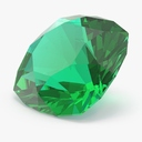 emerald 3D models
