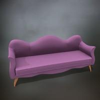 3d sofa bonaparte