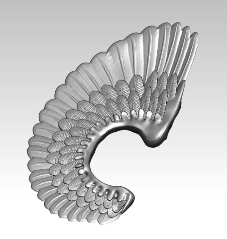 3d model solid cnc