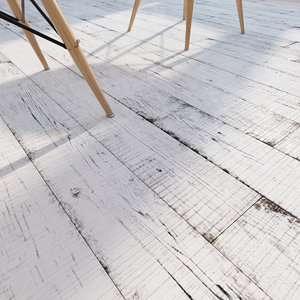parquet scandinavian 3d model