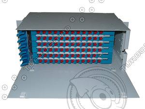 3d telecommunications model