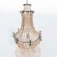 3d model chandelier mud