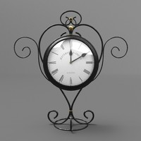 replica table clock c4d