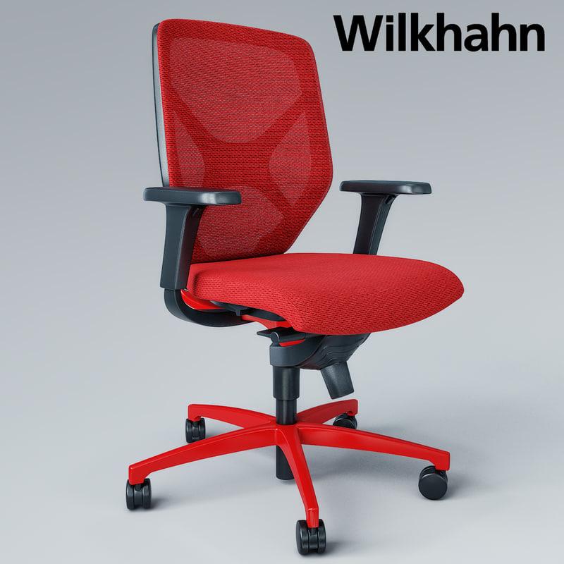 wilkhahn 3d model