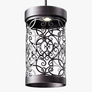 3d arramore pendants light
