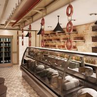 Gourmet Interior 01