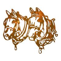 Horse  Pair