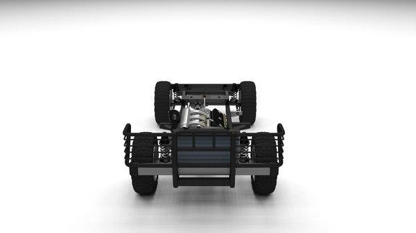 3d land rover defender 90