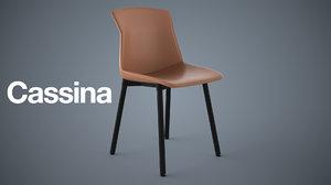 3d model 384 motek chair